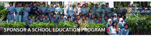 Sponsor an Education Program