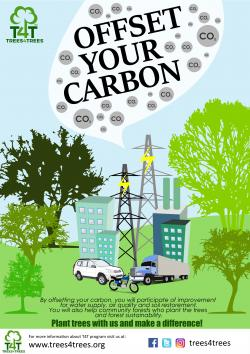 Offset Your Carbon