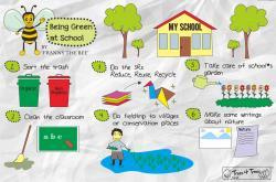 Green Tips at Schools